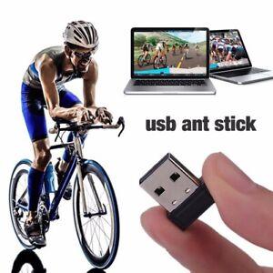 USB Dongle Stick Adapter ANT+ Empfänger Für Garmin/Zwift/Wahoo/Bkool/Tacx/Onelap