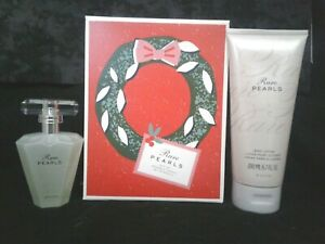 New In A Box Avon Rare Pearls Gift Set
