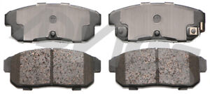 Disc Brake Pad Set-Ultra-premium Oe Replacement Rear ADVICS fits 2004 Mazda RX-8