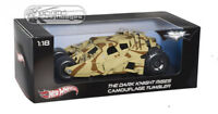 Batman Batmobile The Dark Knight Rises Camo Tumbler Camouflage Heritage 1/18