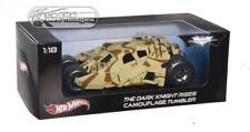 Batman Batmobile The Dark Knight Rises Camo Tumbler Camouflage Heritage 1/18