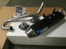 Yamaha YFZ 450 2004-2013  HMF Competition Series ELLIPTICAL Full Exhaust