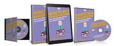 How To Be a Grandmother (Ebook + Audio + Online Video Course) - HowExpert