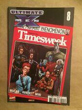 ULTIMATE X-MEN - T8 : août 2002