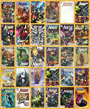 AVENGERS #1 - 14 REG & VARIANT THOR CAP IRON MAN HULK CHOICE Marvel 2018 NM- NM