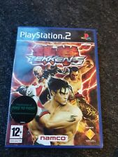 Tekken 5 PS2 Playstation 2 Video Game with manual and free uk postage