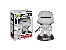 Star Wars Episodio 7 primer pedido Snowtrooper Bobble Pop