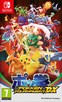 Pokken Tournament DX (Pokemon) Nintendo SWITCH IT IMPORT NINTENDO