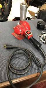 USED - Master Heat Gun HG-501A / 500-750 Degrees F° (FC75-2-G377) TESTED WORKS
