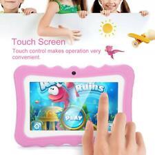 "7 "" Tablet PC Android 4.4 Quad Core WIFI BT  Dual Camera 8GB USB Per Bambini"