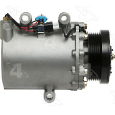 New Compressor And Clutch 68474 Four Seasons