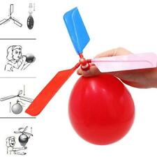 Funny Classic Sound Balloon Helicopter UFO Kids Flying Toy Ball Outdoor Fun W5L6