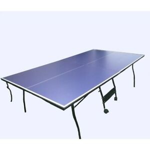 Circuit Table Tennis Table