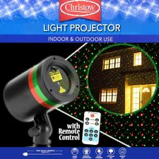 Christmas Projector Moving Dot Projection Laser Light Outdoor Decoration