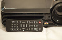 Remote for ViewSonic PJD 5113 / 5123 / 5133 / 5213 / 5223 / 5233 / 5353 / 5523W