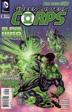 GREEN LANTERN CORPS #9 NEW 52 VF/NM