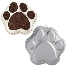WILTON Paw Print Pan 2105-0252  Dog Bear Animal Foot