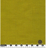 Quilting Fabric Plain Dark Lime Green Solid Colour Fat Qs 100% Cotton | PL8