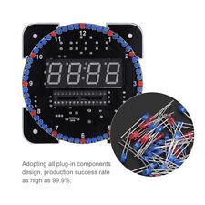 Portable LED Clock Suite Digital Electronic Alarm Time Temperature Clock Kit Set