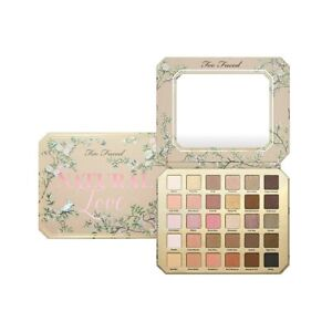 TOO FACED Ultimate Natural Love Eyeshadow Palette Collection 30 Shades