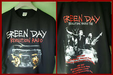 GREEN DAY - TOUR T-SHIRT (L)  NEW & UNWORN