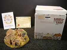 Lilliput Lane Dale Head English: Northern 1986 Nib & Deeds #00073 Retired