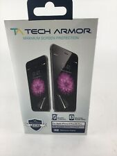 Tech Armor HD Clear Screen Protector [3-Pack] for Apple iPhone 6 Plus Mi0328