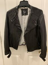 All About Eve Leather Moto Jacket