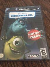 Monsters, Inc.: Scream Arena (Nintendo GameCube, 2002) NG7