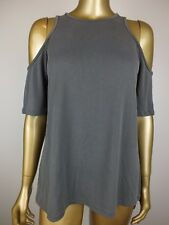WITCHERY CUT OUT SHOULDER TOP TANK  BLOUSE SHIRT XS