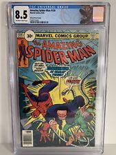 Amazing Spiderman 159 CGC 8.5 30 Cent Variant
