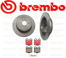 Rear Brake Kit Brembo Lexus GS300 GS400 GS430 IS300 SC430  NEW