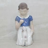 Bing and Grondal Figurine 2316 no box Girl with Puppy