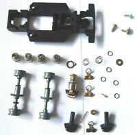 Carrera 1:32 132 Universal Ersatzteile Schleifer Gehäuse Chassis Antriebsachse