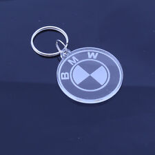 BMW Car Badge Keyring - Handmade Laser Cut Gift