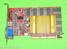 Gigabyte GV-AR64S Rev 1.0 Grafikkarte mit RGB/Video 64MB AGP