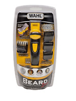 WAHL Sport BEARD Body Hair RECHARGEABLE Self-Sharpening T Blade Precise Trimmer