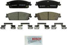 Disc Brake Pad Set-QuietCast Ceramic Pads with Hardware Rear Bosch BC1194