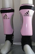 adidas PRO Club WOMANS GIRLS Adult Soccer Shin Guard Pads Shinguard Protector XL