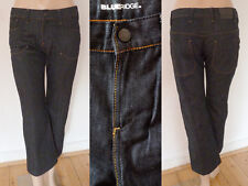 Blue Ridge Jeans Girl Boy weites ¾Bein Loose Fit dark blue denim 164 Wie Neu