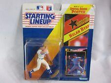 1992 Kenner A Partir Alineación Nolan Ryan - Texas Rangers Figura de acción