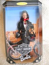 Harley Davidson Collector Edition Barbie 1998 Nrfb