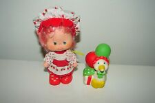 New ListingVintage Strawberry Shortcake Cherry Cuddler Party Pleaser Reintroduced Scent