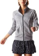 NWT Lucy Activewear Full Potential Jacket Large L Gray Grey