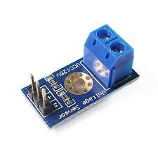 Modulo sensore di tensione 0 - 25V Arduino Raspberry Pi shield voltage sensor
