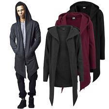 Urban Classics Herren Oversize Sweatshirt Cardigan Jacke Mantel Pullover TB1389