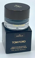 "Tom Ford Cream Color For Eyes ""04 Siren Blue"" New Boxed"