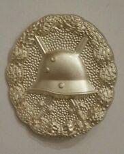 Insigne allemand des blessés argent 1914 - REPRO qualité