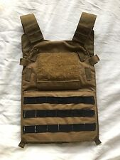 Rigger Modified London Bridge Trading Coyote Brown 6094A Slick Plate Carrier LBT