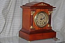 "ANTIQUE SETH THOMAS SHELF MANTLE Clock ""Model""BERKLEY""-C/1896-Restored--!!!!"